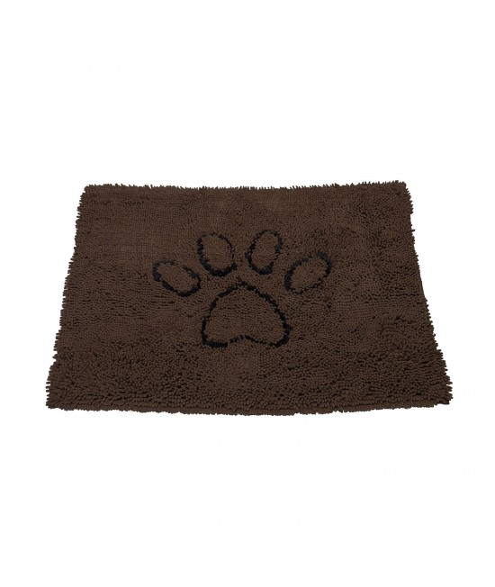 DGS Dirty Dog Mat Brown Large For Dogs