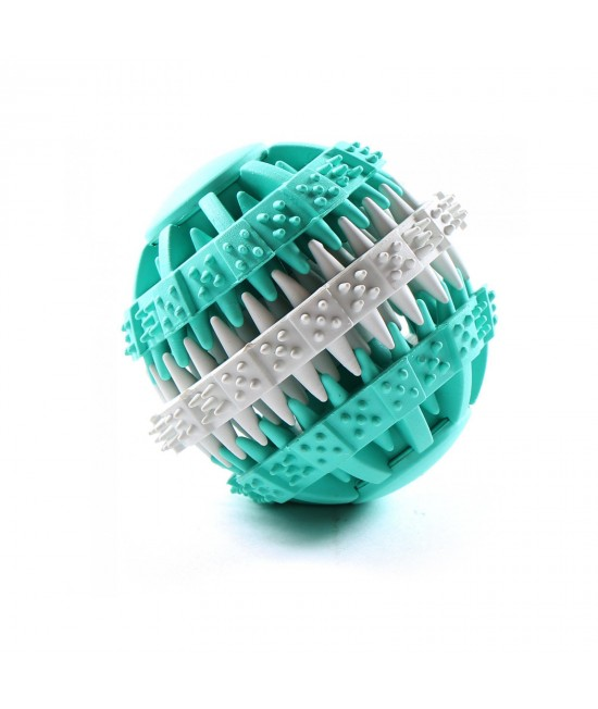 Fresheeze Dental Ball Rotate Toy Medium For Dogs