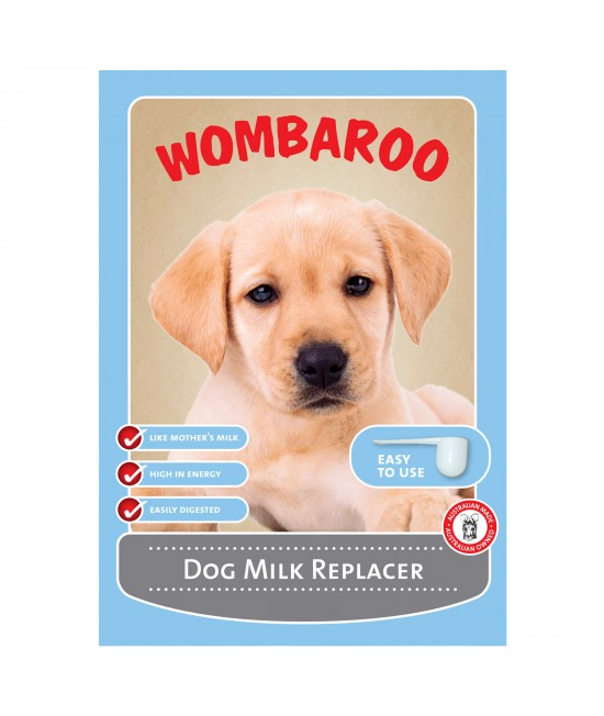Wombaroo Dog Milk Replacer 5kg
