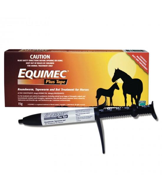 Equimec Plus Tape Wormer For Horses 15g