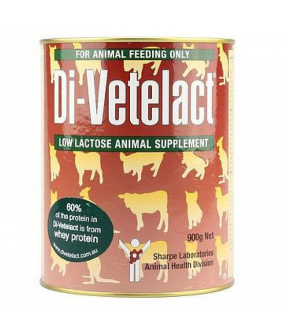 Di-vetelact Animal Supplement 900gm Divetelact