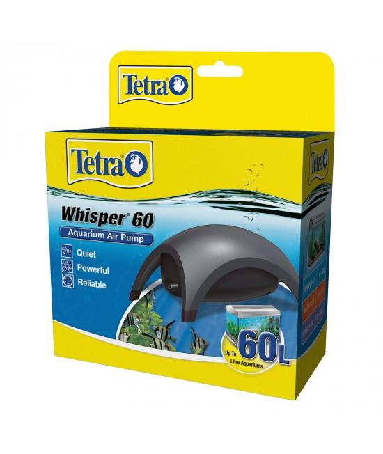 Tetra Whisper 60 Air Pump For Fish Tanks And Aquariums Up To 60L