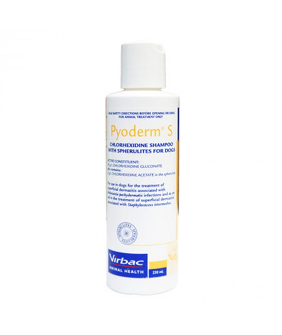 Pyoderm S Shampoo For Dogs 250ml