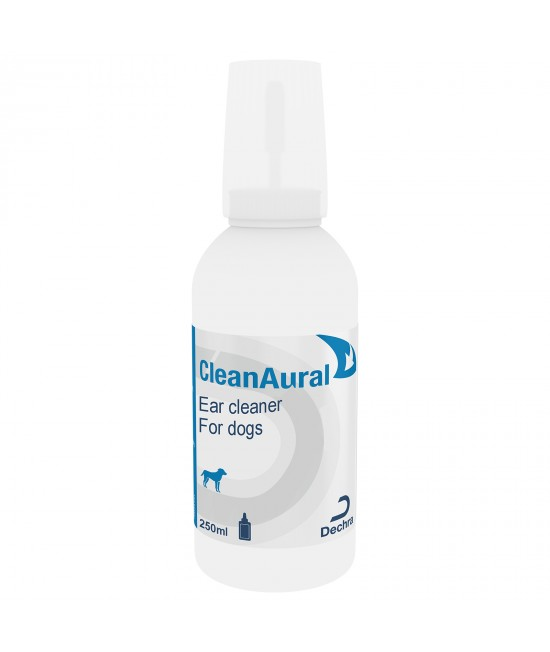Cleanaural Ear Cleaner For Dogs 250ml