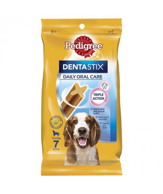 Pedigree Dentastix Medium Pack of 7 Sticks 180gm