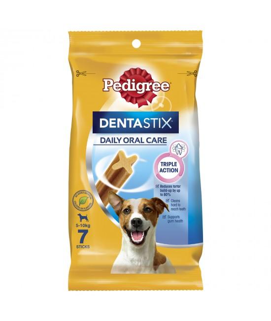 Pedigree Dentastix Small Pack of 7 Sticks 110gm
