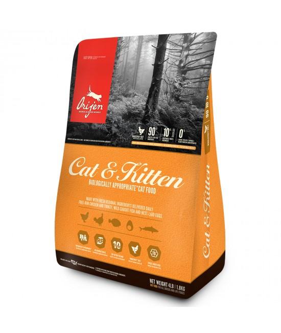 Orijen Cat And Kitten Dry Food 1.8kg