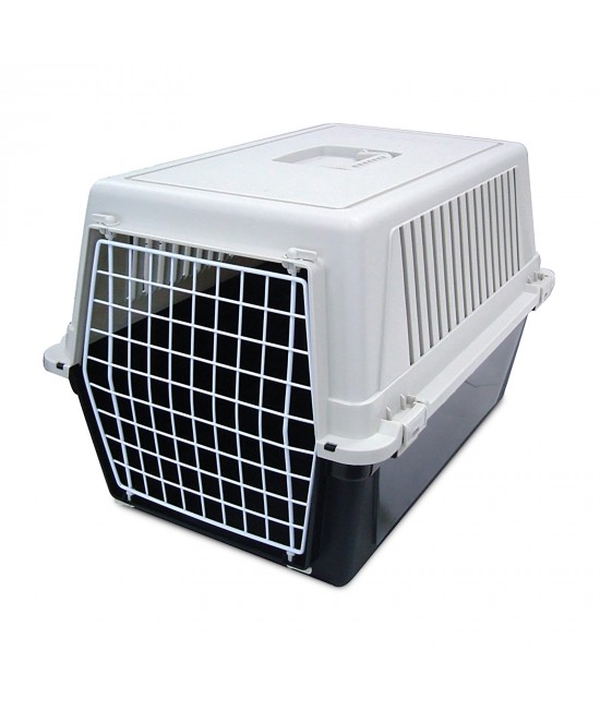 Ferplast Atlas 20 Pet Transport Carrier Crate For Small Dogs Cats Animals