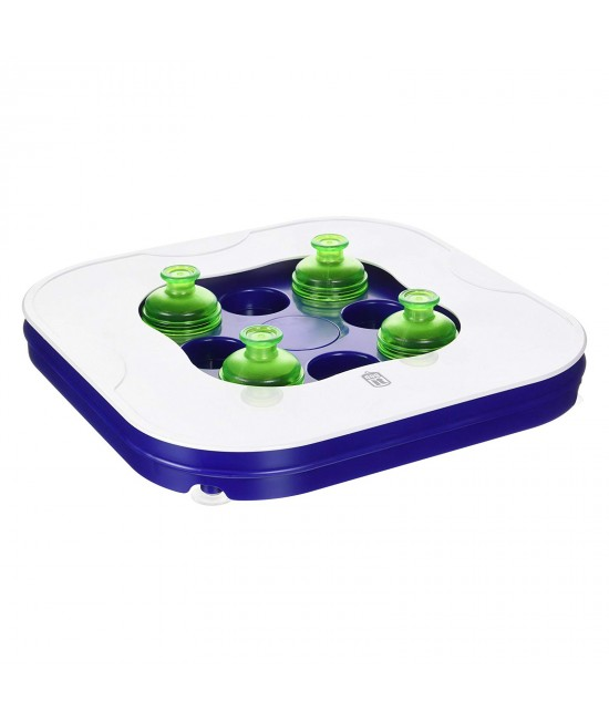Dogit Mind Games 3 in 1 Puzzle Treat Interactive Smart Toy For Dogs