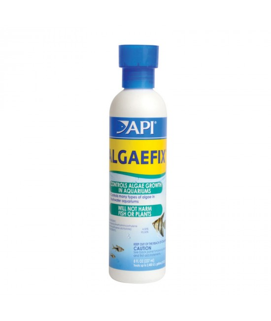 API Algaefix For Fish Aquarium 237ml