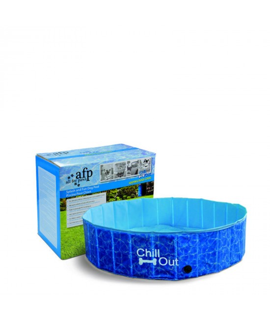 AFP Chill Out Splash And Fun Pool Small For Dogs 80cm x 25cm