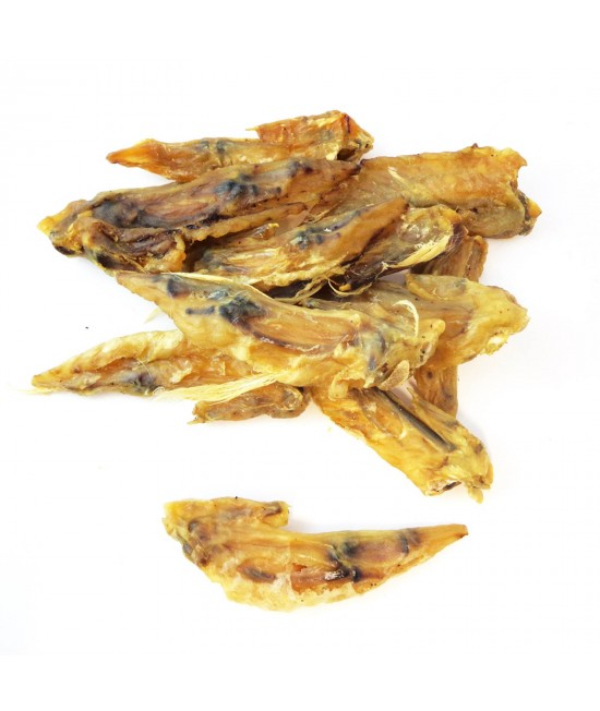 Performance Pet Foods Chicken Wing Tips Dried Treats For Dogs 250gm