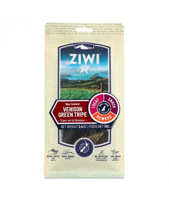 Ziwi Peak Venison Green Tripe Dried Chew Treats For Dogs 70gm