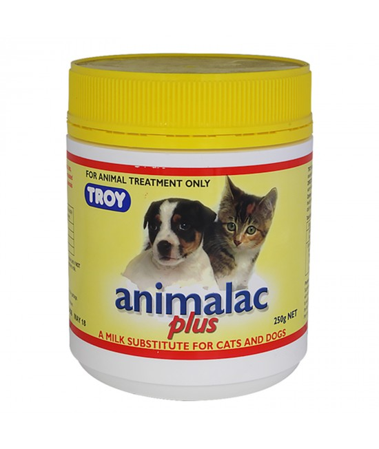 Animalac Plus Milk Substitute For Cats And Dogs 250gm